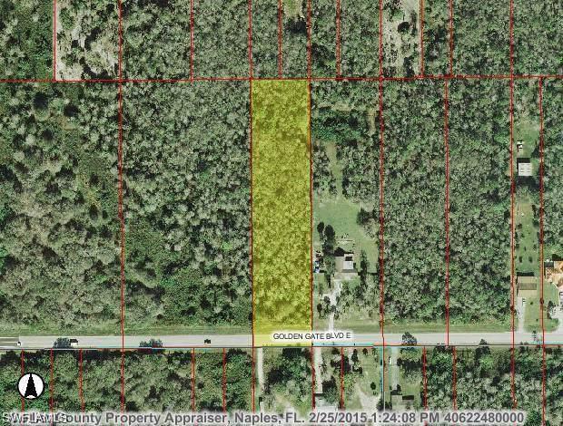 2461 Golden Gate Blvd E, Naples, FL 34120 (MLS #220005586) :: Clausen Properties, Inc.