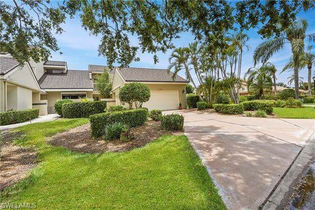 11722 Quail Village Way 92-3, Naples, FL 34119 (MLS #220006693) :: Clausen Properties, Inc.