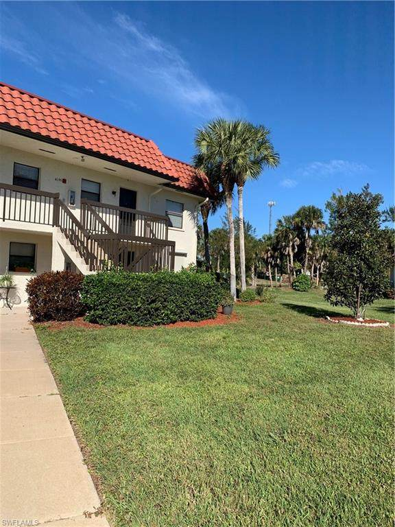 4146 27th Ct SW #205, Naples, FL 34116 (MLS #220010775) :: Kris Asquith's Diamond Coastal Group
