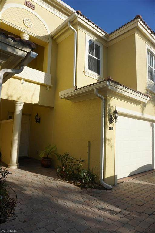 1385 Mariposa Cir 9-103, Naples, FL 34105 (MLS #220011341) :: Clausen Properties, Inc.