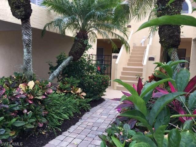 571 Beachwalk Cir S-104, Naples, FL 34108 (MLS #220011591) :: Kris Asquith's Diamond Coastal Group