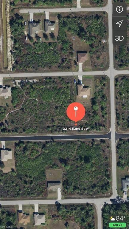 3214 52nd St W, Lehigh Acres, FL 33971 (#220014274) :: We Talk SWFL