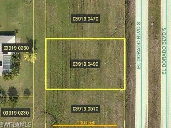 320 El Dorado Blvd S, Cape Coral, FL 33991 (MLS #220018586) :: Clausen Properties, Inc.