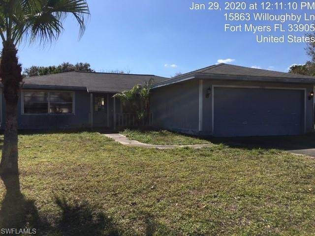 15863 Willoughby Ln, Fort Myers, FL 33905 (#220019551) :: The Dellatorè Real Estate Group
