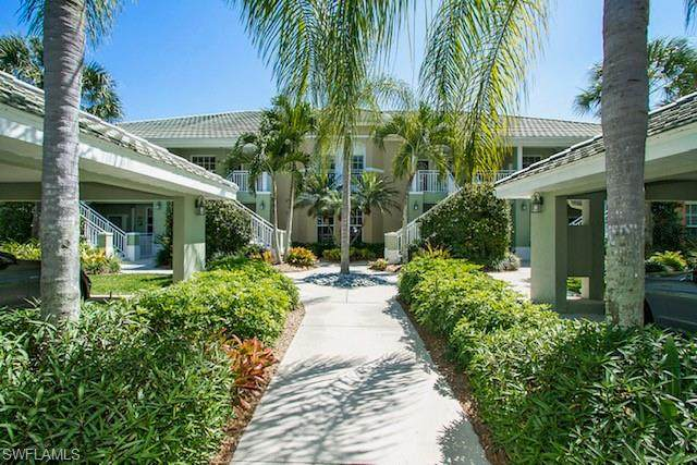 1950 Willow Bend Cir 4-102, Naples, FL 34109 (MLS #220021179) :: #1 Real Estate Services