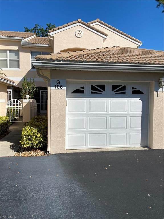 966 Woodshire Ln G106, Naples, FL 34105 (#220024127) :: Caine Premier Properties