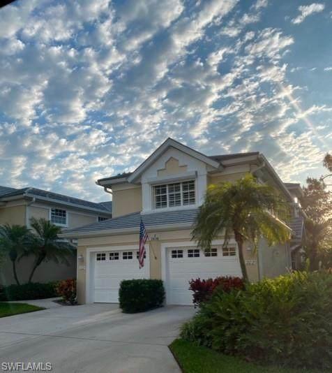2836 Aintree Ln J102, Naples, FL 34112 (MLS #220025725) :: #1 Real Estate Services
