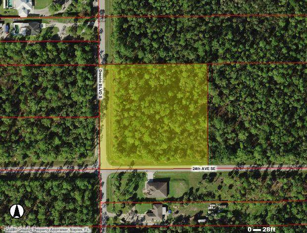 xxxx Desoto Blvd S, Naples, FL 34117 (#220027479) :: Southwest Florida R.E. Group Inc