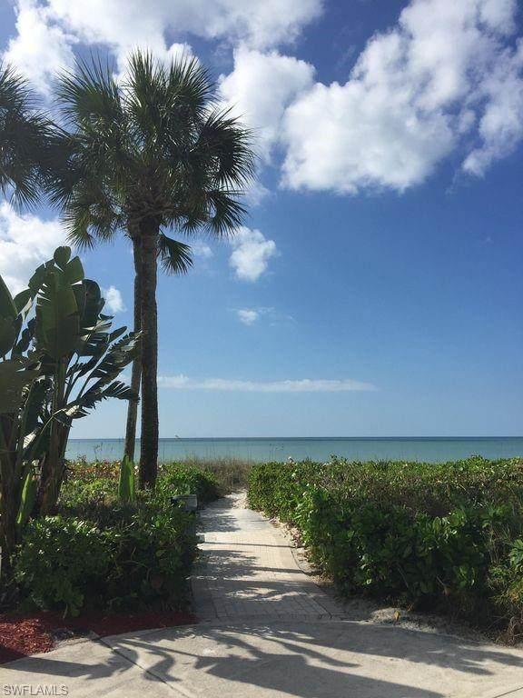 4041 Gulf Shore Blvd N #205, Naples, FL 34103 (MLS #220049832) :: Premier Home Experts