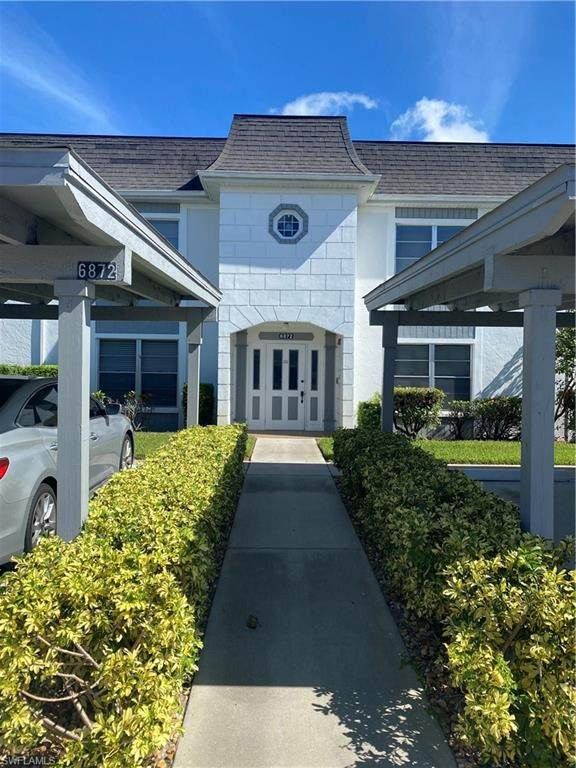 6872 Sandtrap Dr #1, Fort Myers, FL 33919 (#220055142) :: Equity Realty