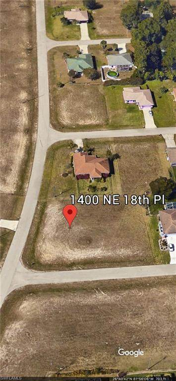 1400 NE 18th Pl, Cape Coral, FL 33909 (MLS #220060551) :: Clausen Properties, Inc.