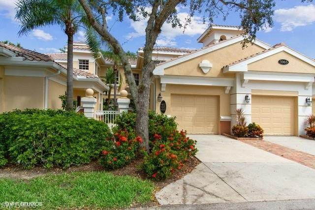 3965 Deer Crossing Ct #202, Naples, FL 34114 (#220062305) :: Caine Premier Properties