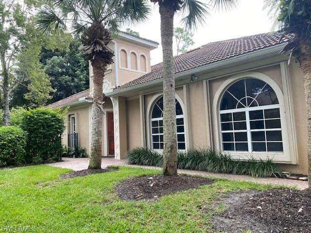 3210 Santorini Ct, Naples, FL 34119 (#220064497) :: The Dellatorè Real Estate Group