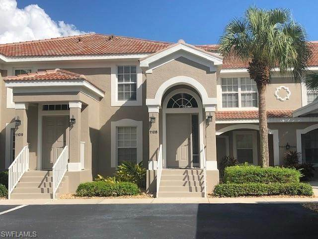 23581 Sandycreek Ter #1108, Estero, FL 34135 (#220065289) :: The Dellatorè Real Estate Group