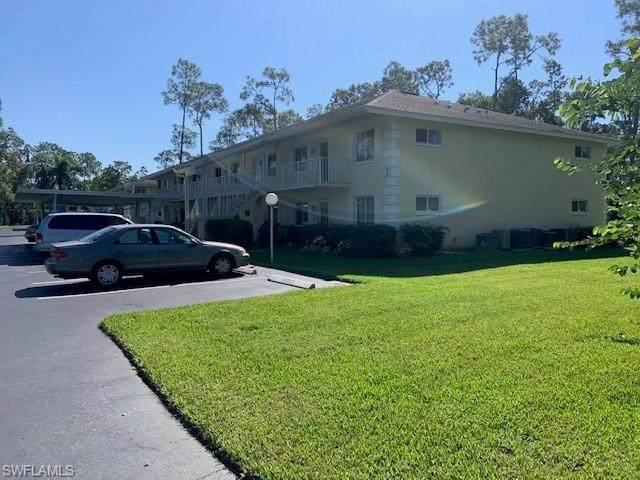 3491 County Barn Rd E201, Naples, FL 34112 (#220065688) :: The Dellatorè Real Estate Group