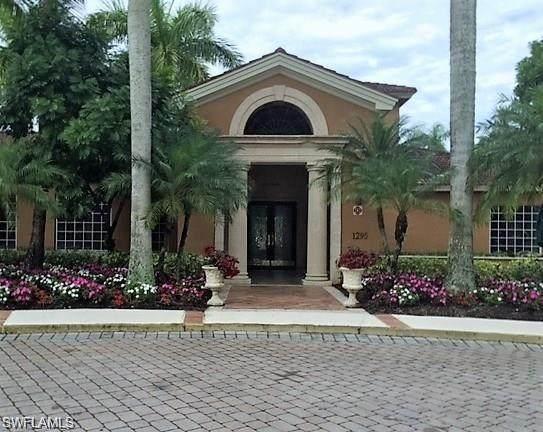 1270 Wildwood Lakes Blvd #306, Naples, FL 34104 (MLS #220067166) :: #1 Real Estate Services