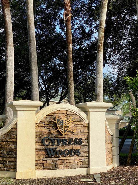 3495 Laurel Greens Ln S #101, Naples, FL 34119 (#220067505) :: We Talk SWFL