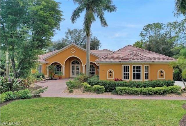 6720 Daniels Rd, Naples, FL 34109 (#220069181) :: Vincent Napoleon Luxury Real Estate
