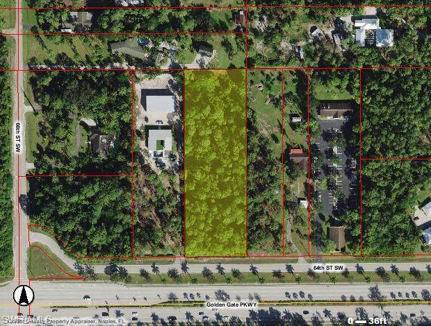 64th St SW, Naples, FL 34116 (MLS #220070006) :: Clausen Properties, Inc.