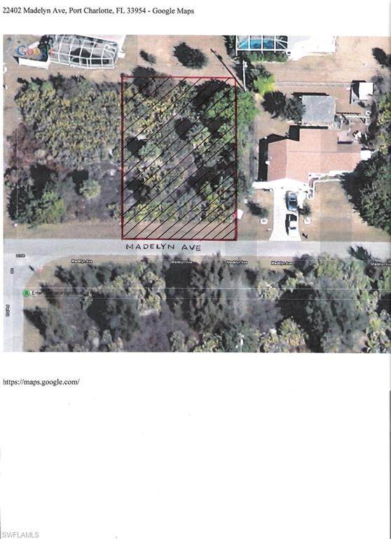 22402 Madelyn Ave, Port Charlotte, FL 33954 (MLS #220070973) :: RE/MAX Realty Group