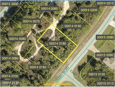 1037 Grant Blvd, Lehigh Acres, FL 33974 (MLS #220078757) :: RE/MAX Realty Group