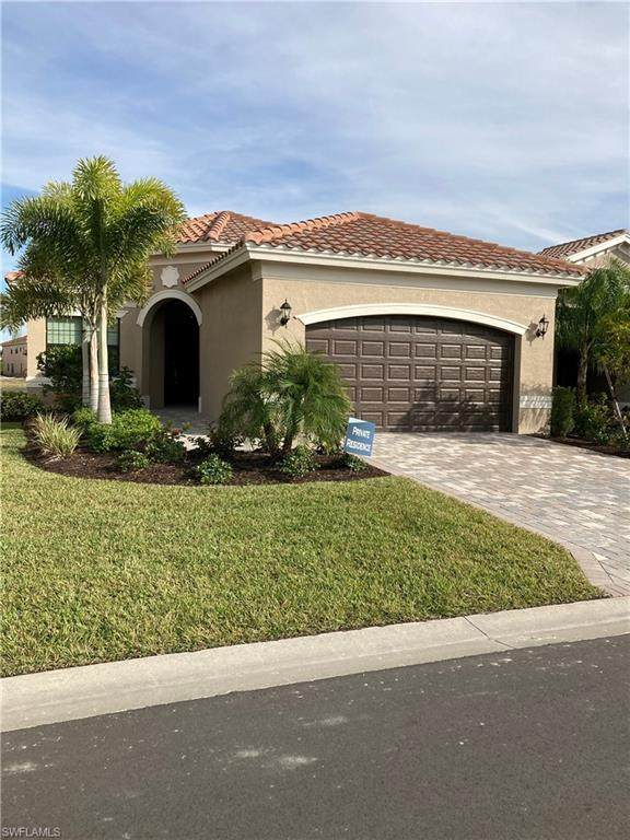 11623 Lakewood Preserve Pl, Fort Myers, FL 33913 (MLS #221002601) :: Domain Realty