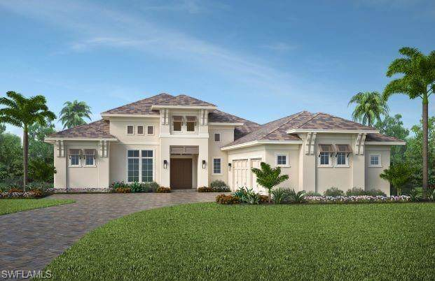 12475 Twineagles Blvd, Naples, FL 34120 (MLS #221003437) :: Waterfront Realty Group, INC.