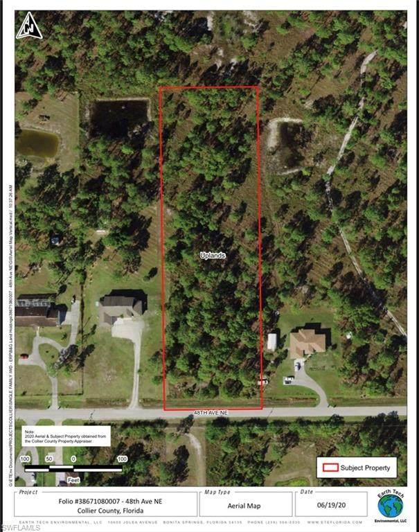 48TH Address Not Published Ave NE, Naples, FL 34120 (MLS #221003577) :: Premier Home Experts