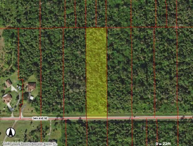34th Ave SE, Naples, FL 34117 (MLS #221004318) :: Clausen Properties, Inc.