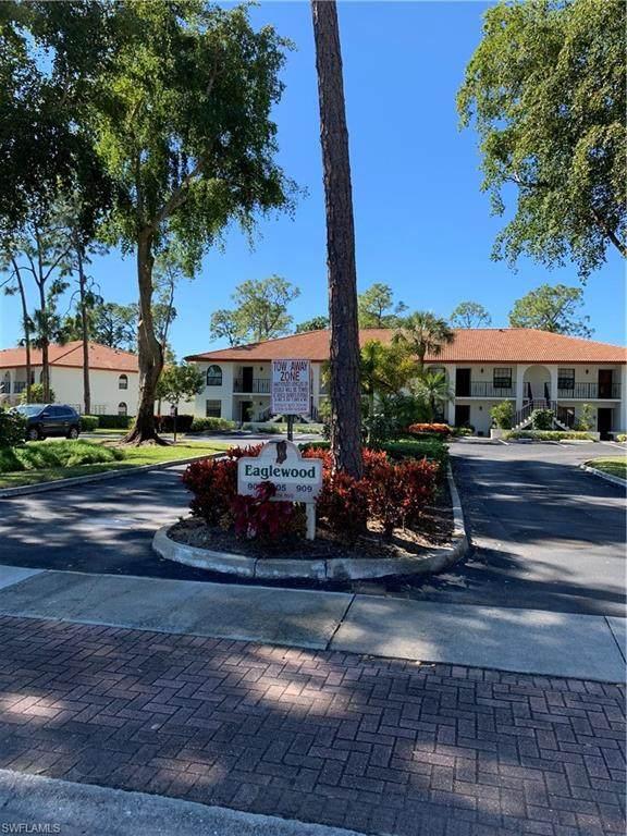 909-6 Augusta Blvd. Blvd 909-6, Naples, FL 34113 (MLS #221004791) :: RE/MAX Realty Group