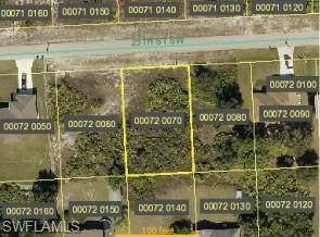 2807 25th St SW, Lehigh Acres, FL 33976 (MLS #221005127) :: Dalton Wade Real Estate Group