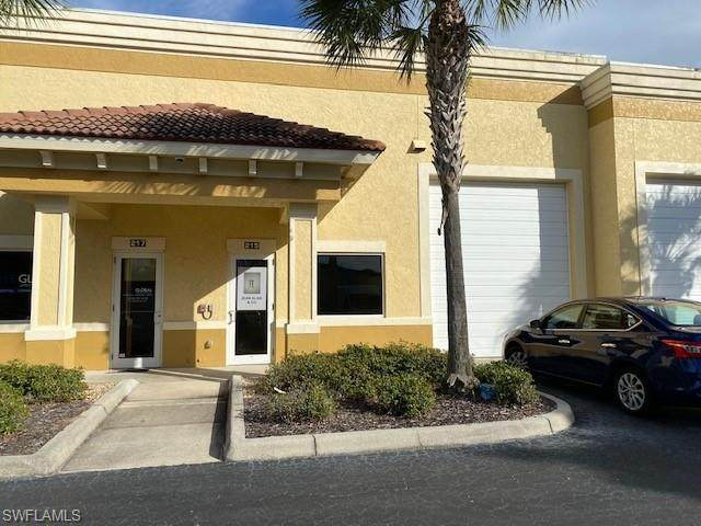 3425 Radio Rd #217, Naples, FL 34104 (MLS #221005599) :: #1 Real Estate Services