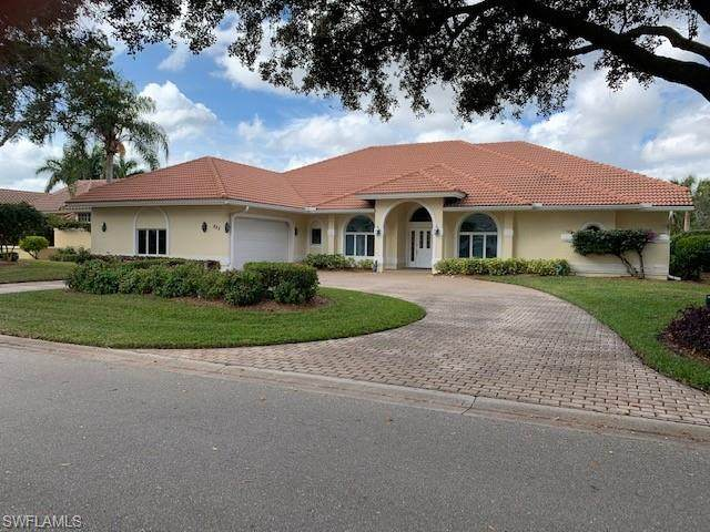 822 Wyndemere Way, Naples, FL 34105 (MLS #221006137) :: Domain Realty