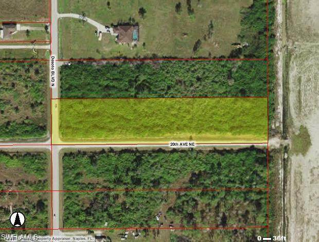 Desoto Blvd And 20Th Ave, Naples, FL 34117 (#221006963) :: Jason Schiering, PA