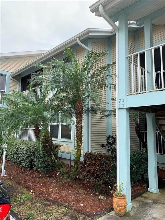 1442 Wildwood Lakes Blvd C101, Naples, FL 34104 (#221010570) :: The Dellatorè Real Estate Group