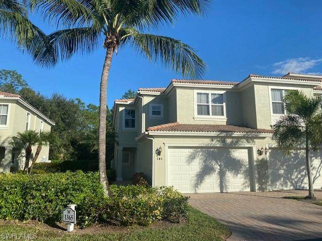 1365 Mariposa Cir 7-101, Naples, FL 34105 (MLS #221010947) :: Realty Group Of Southwest Florida
