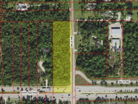 66th St SW, Naples, FL 34105 (MLS #221011062) :: Clausen Properties, Inc.