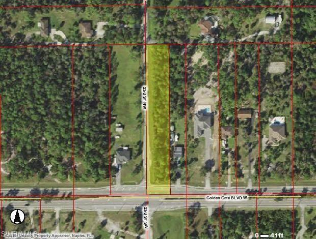 2291 Golden Gate Blvd W, Naples, FL 34120 (MLS #221012033) :: Clausen Properties, Inc.