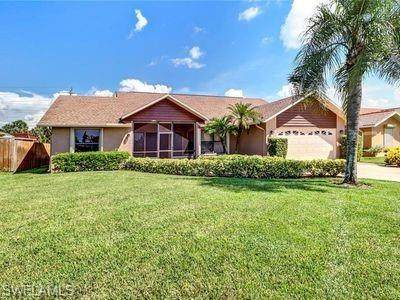 4560 E Alhambra Cir, Naples, FL 34103 (MLS #221013663) :: Realty Group Of Southwest Florida