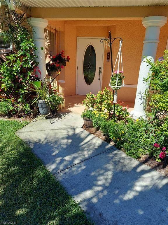 20048 Lake Vista Cir N 3B, Lehigh Acres, FL 33936 (MLS #221013751) :: Realty World J. Pavich Real Estate