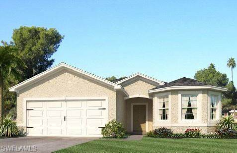 558 Windermere Dr, Lehigh Acres, FL 33972 (#221025882) :: Jason Schiering, PA
