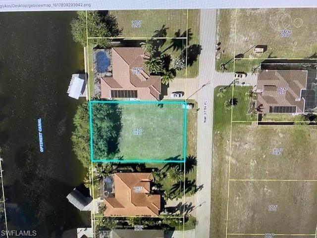 1510 NW 37th Pl, Cape Coral, FL 33993 (#221025883) :: Southwest Florida R.E. Group Inc