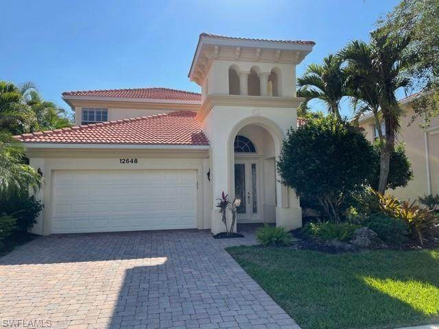 12648 Biscayne Ct, Naples, FL 34105 (MLS #221026379) :: NextHome Advisors