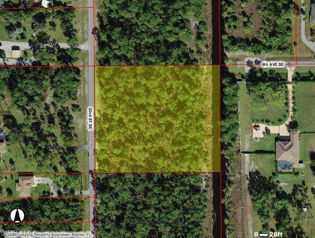 22nd St SE, Naples, FL 34117 (MLS #221026744) :: Premiere Plus Realty Co.