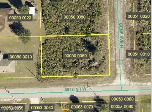 5901 Gene Ave N, Lehigh Acres, FL 33971 (MLS #221027393) :: Medway Realty