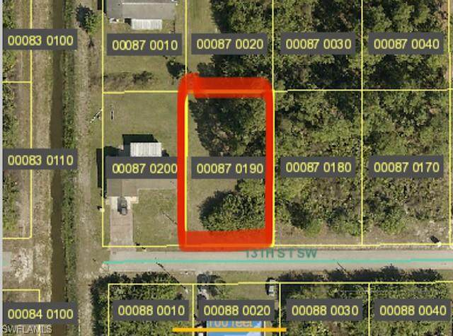 2716 13th St SW, Lehigh Acres, FL 33976 (MLS #221027420) :: Dalton Wade Real Estate Group