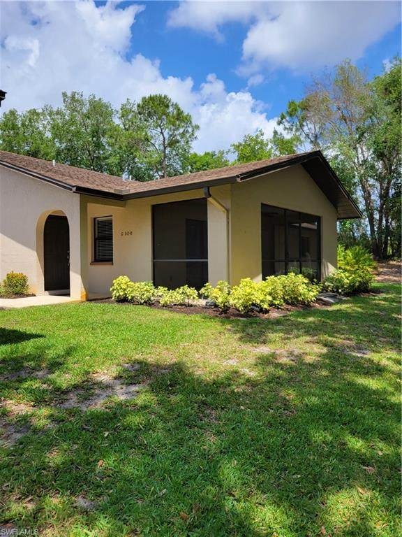 10121 Maddox Ln G-106, Bonita Springs, FL 34135 (MLS #221027844) :: Dalton Wade Real Estate Group