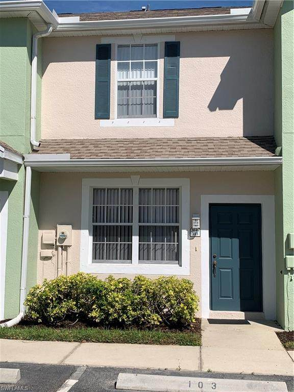 3646 Pine Oak Cir #103, Fort Myers, FL 33916 (MLS #221027923) :: Domain Realty