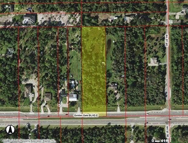 Golden Gate Blvd E, Naples, FL 34120 (MLS #221028214) :: NextHome Advisors
