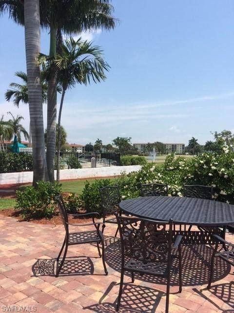 53 High Point Cir W #109, Naples, FL 34103 (MLS #221028787) :: Clausen Properties, Inc.